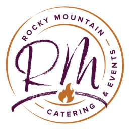 Rocky Mountain Catering and Events Badge