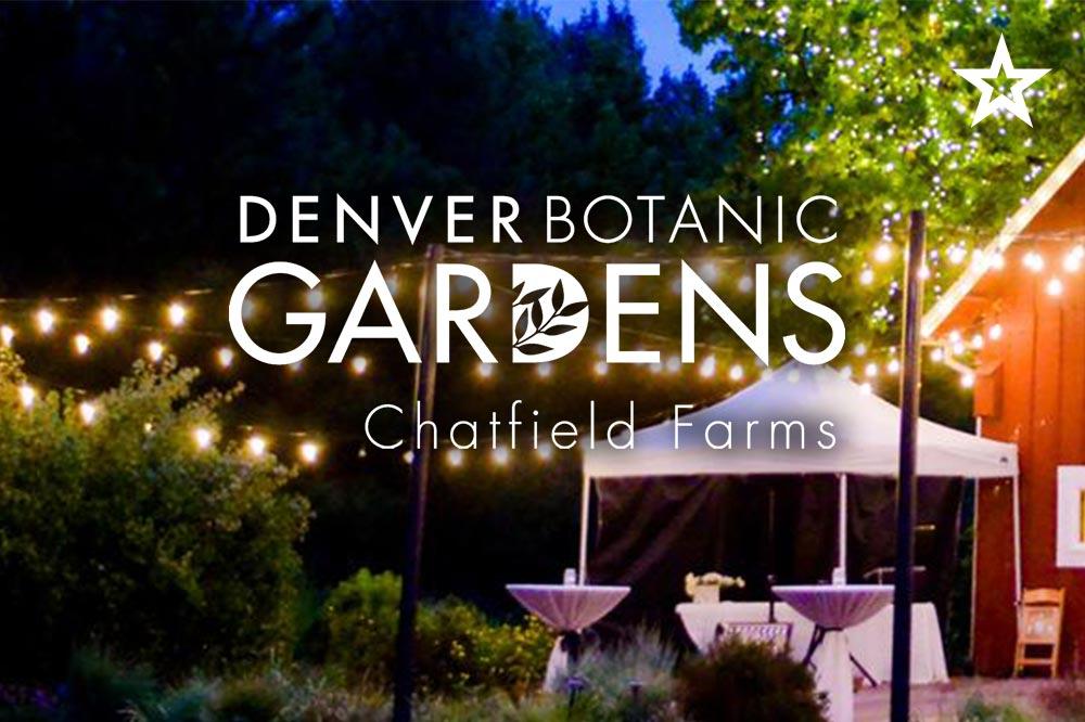 Denver Botanic Gardens Chatfield Farms