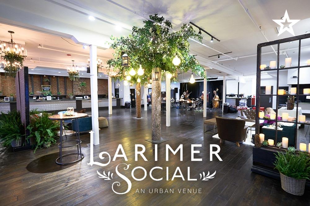 Larimer Social Venue Partner