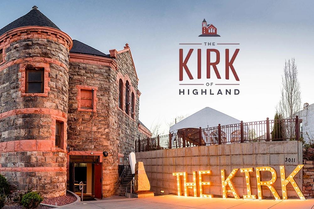 The Kirk of Highland Venue Partner