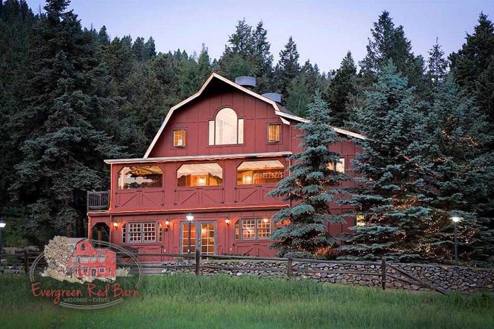 Evergreen Red Barn Venue Partner