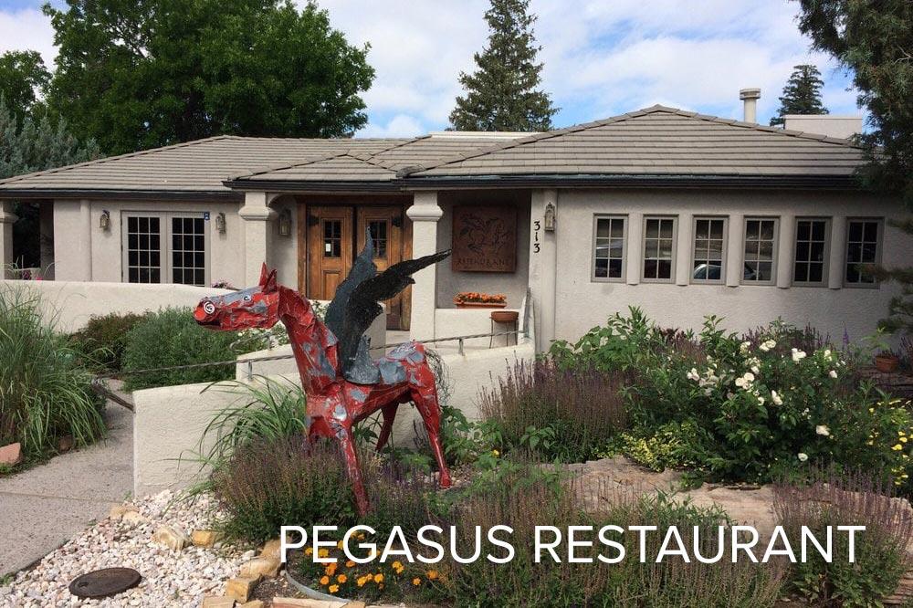 Pegasus Restaurant - Venue Partner